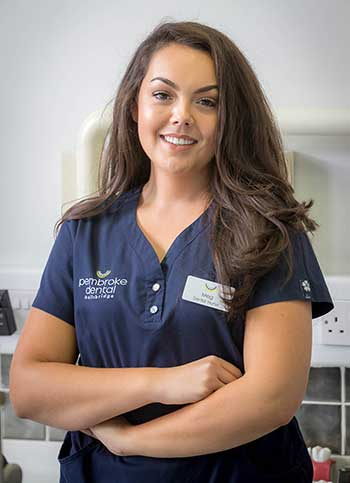 Meg Cashman | Dental Nurse