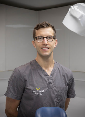 Dr. Patrick Steed | Associate Dentist