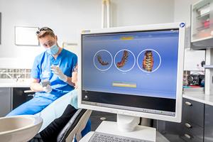 Dublin dentist surgery photograph