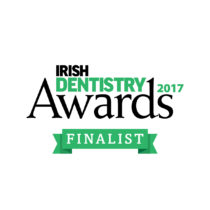 Irish Dentistry Awards Finalist Logo